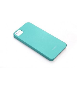 Cover Rock Naked Shell Serie iPhone 5 Blu