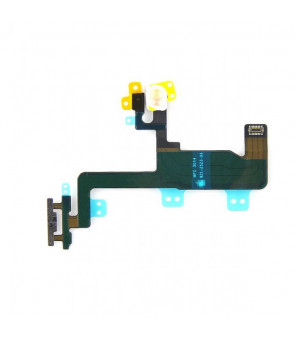iPhone 6 Power On/Off Flex Cable con Flash