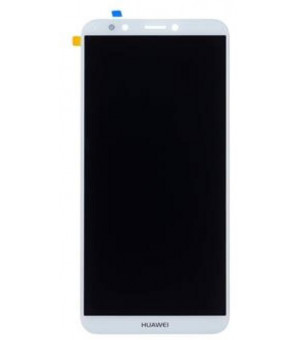 LCD Display + Touch per Huawei Y7 Prime 2018 White