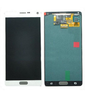LCD+TOUCH ORIGINALE FULL GALAXY NOTE4 N91X BIANCO GH9716565A