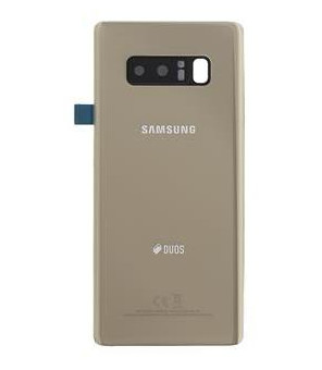 Samsung N950 Galaxy Note 8 Cover Posteriore Gold GH82-14985D